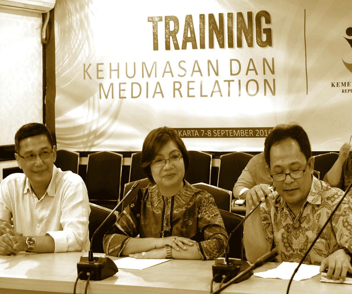 kiprah SPEAK Indonesia