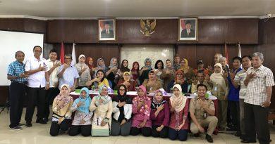 pelatihan BCC dan WASH Promotor, STBM Tebet Timur