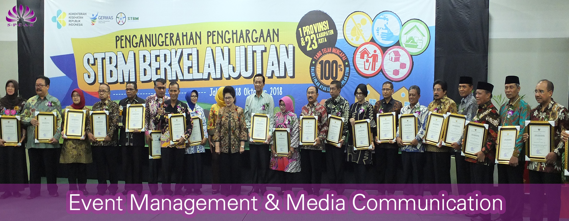 Event Management and Media Communication